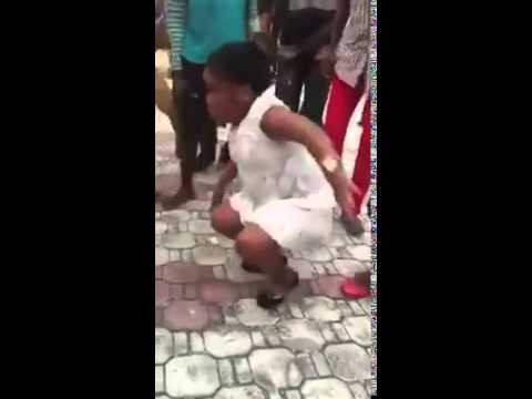 Dancing skills, 6yrs African girl dance to kill. Afro pop