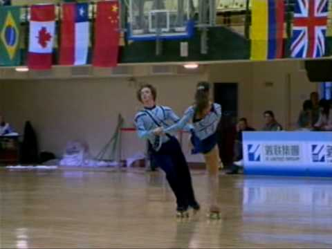 Kyle Turley & Heather Menard. D.L.Mundial 2008.HQ