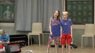 Download Kattenduet - Rossini (cover Marjolein, 10yo & Elewout, 9yo) MP3 song and Music Video