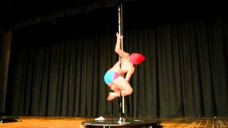 Step Up to the Pole 2016 Semi-Pro & Best Tricks Winner - Liam Tipping