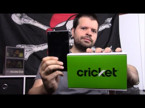 ZTE Grand X Max Plus Hands On Review ( Cricket Wireless )
