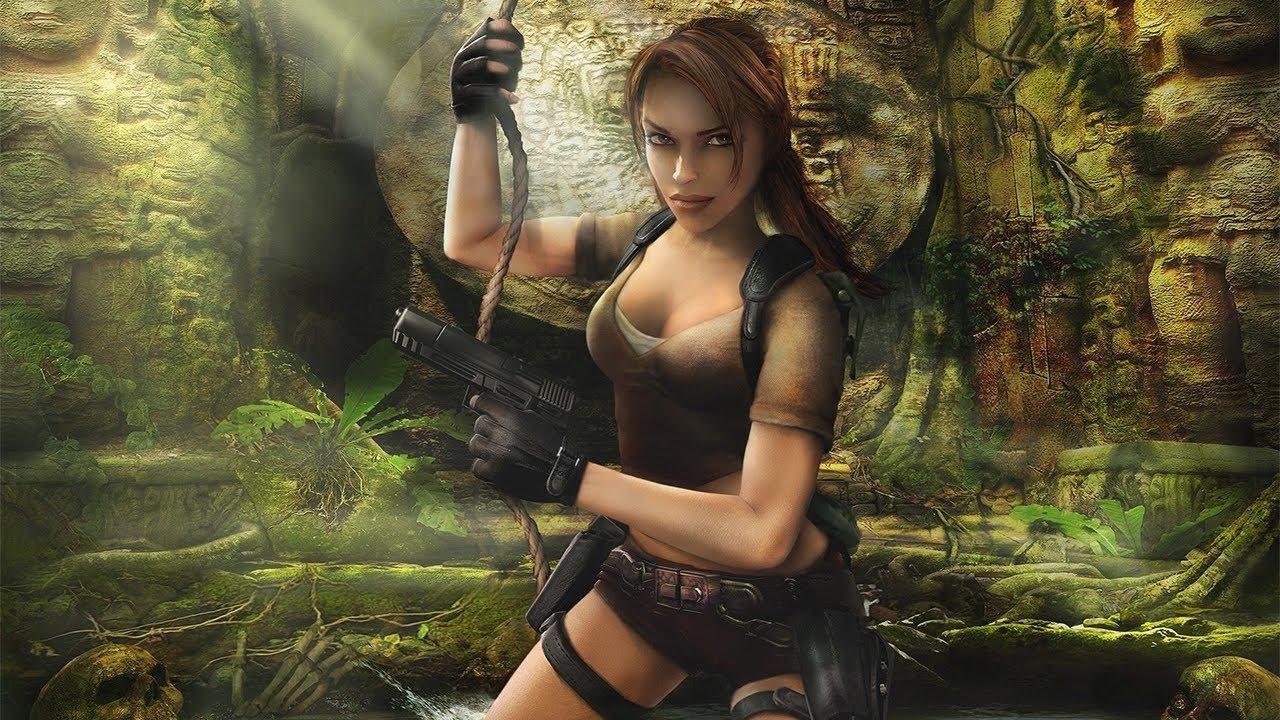 Tomb Raider Legend Gameplay Hd Youtube