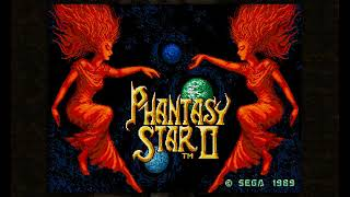 [BGM] [MD] ファンタシースターII 還らざる時の終わりに [Phantasy Star II: At the End of the Restoration]