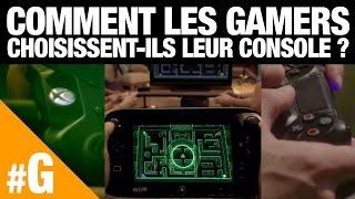 PS4, Xbox One ou Wii U : comment les joueurs choisissent-ils ?