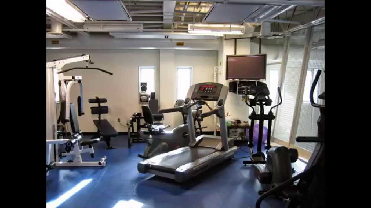 Gym Decorating Ideas For Home - YouTube