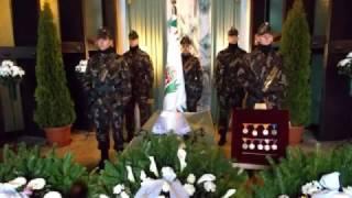 Szabó Sándor temetése
