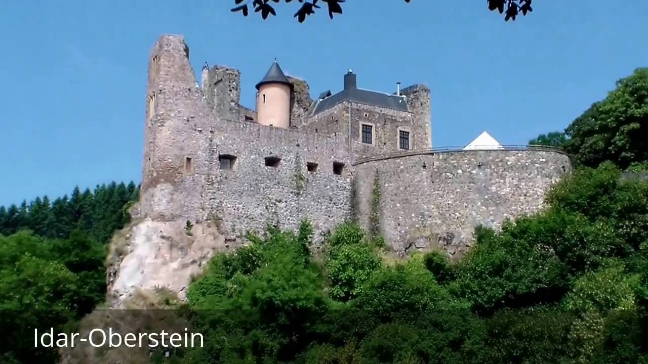 places to see in idar oberstein germany youtube. Black Bedroom Furniture Sets. Home Design Ideas
