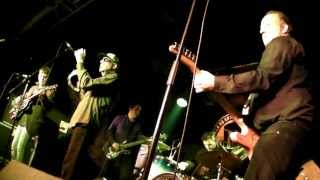 "The BARRACUDAS ""Middle class blues"" (Paris oct 13)"