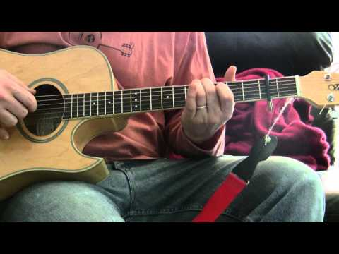 How to play 'Beeswing' by Richard Thompson