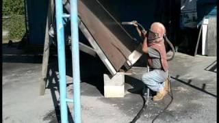 Sandblasting Clearwater FL Sandblasting St Petersburg FL - Rust Removal - IndustrialBlast.com