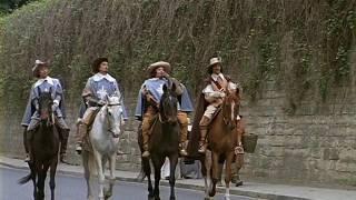 Песня мушкетеров Три мушкетера