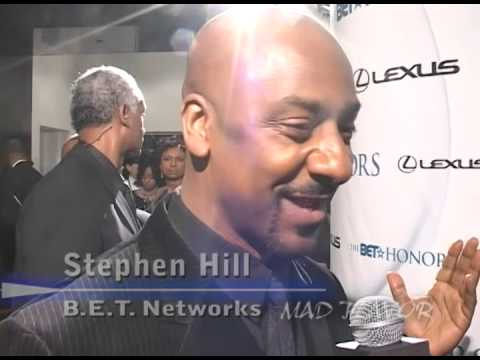 bet honors 2010 stephen Hill interview