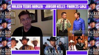"""Judson Mills - Francis Gage - """"Walker Texas Ranger"""" Franchise Documentary"""