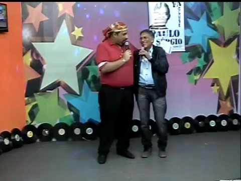 Só No Vinil Na TV  28  08   Apresentação Hugo Tupã O Cigano