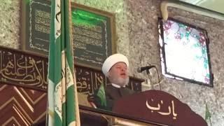 خطبة العيد    الشيخ صلاح الدين فخري