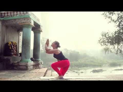 Surrender to God   Sara Intonato, Ashtanga Yoga