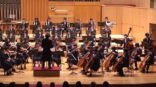 第2回広島県高等学校 オーケストラフェスティバル 広島なぎさ高等学校「パイレーツ・オブ・カリビアン ワールド エンド」