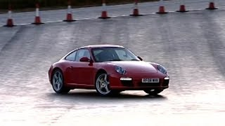 Fifth Gear Porsche 911 Carrera S Review смотреть