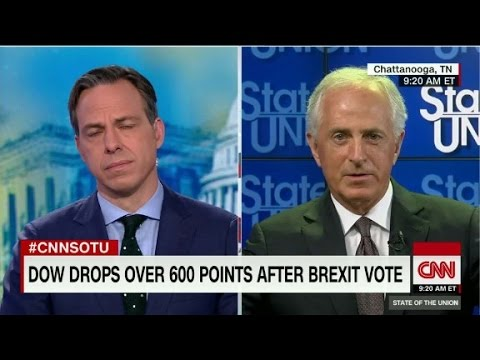 Sen. Bob Corker on State of the Union - Full Interview