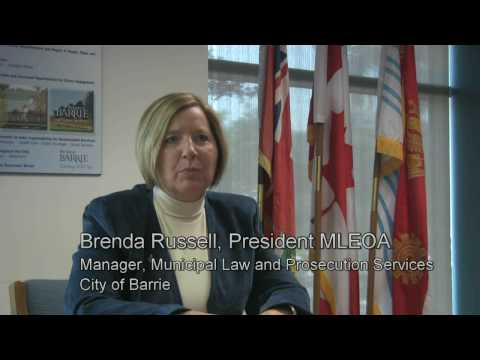 Municipal Law Enforcement Officers' Association Promotional Video