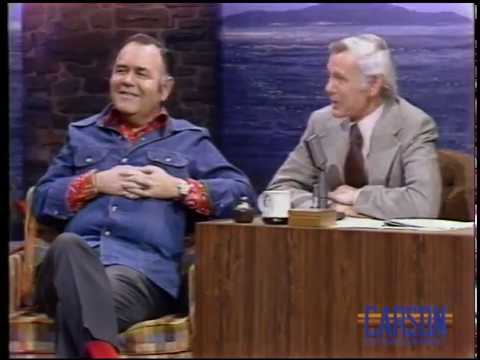 Jonathan Winters impersonates politicians on The Tonight Show Starring Johnny Carson, 01/20/1976