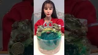 【ASMR】Delicious cake  맛있는 크림 디…
