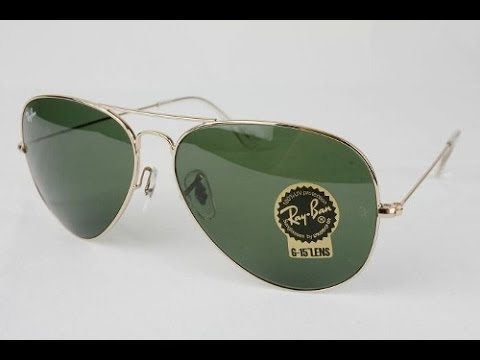 lentes aviator ray ban originales