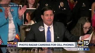 Photo radar cameras for cell phones?