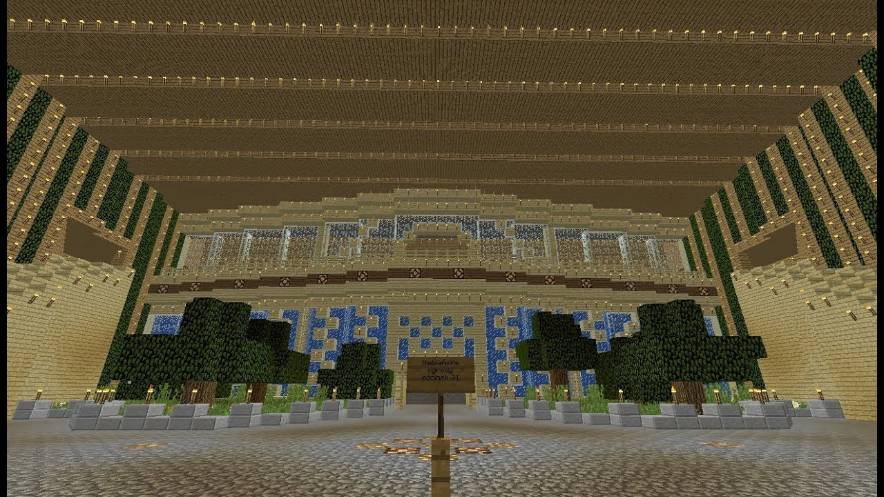 Minecraft Extreme Adventures Anielskie Ogrody 33 Youtube