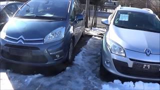 Auta z Niemiec #9/02/2019: CITROEN C4 /Chemnitz/