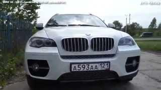 BMW X6 Тест Драйв Anton Avtoman Тестдрайв БМВ Обзор