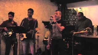 """Goan Band """" Men at Work """" - Shattered dreams - LIVE at GUZZLER"""