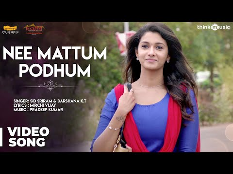 Meyaadha Maan | Nee Mattum Podhum Video...