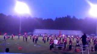 Western Harnett Eagles Marching Band
