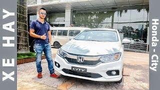 Honda City 2017 giá 604 triệu có gì đặc biệt? |XEHAY.VN|