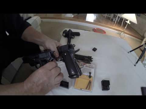 AIM Israeli Defense Force Surplus Browning Hi-Power - Part 1