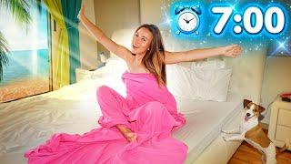 МОЕ УТРО НА МОРЕ My Morning Routine Кипр 11 Elli Di