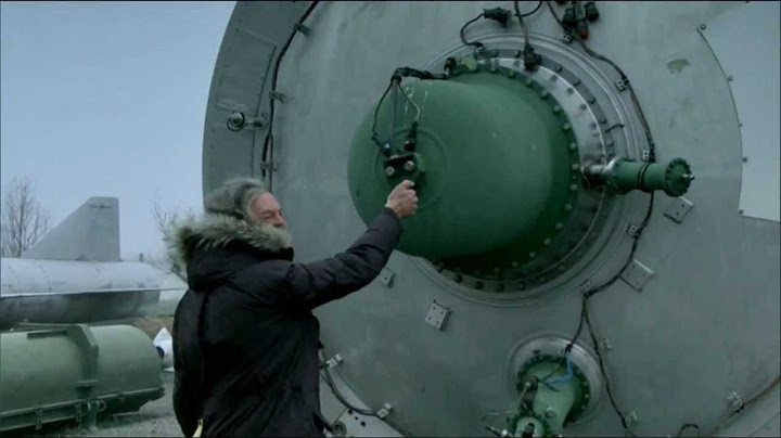 Permanent Link to Top Gear – James May attempts to ignite a SS-18 Satan nuclear missle with a lighter
