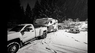 Why I LOVE WINTER Camping !