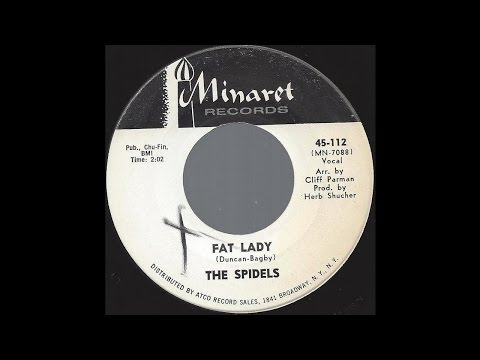 The Spidels - Fat Lady - '63 Northern Soul Boogaloo Mix on Minaret DJ / Promo label