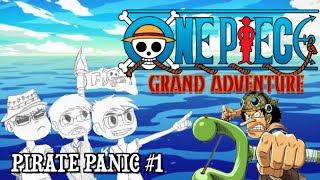 One Piece: Grand Adventure -Pirate Panic- Episode 1 - Fuzz Punch Arcade