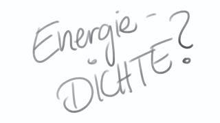 Energiedichte von Lebensmittel? Kann man damit Abnehmen?