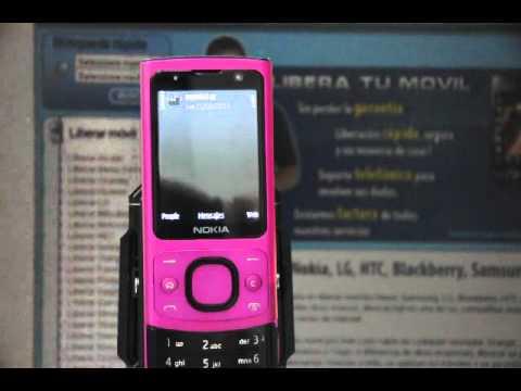 Liberar Nokia 6700 SLIDE, cómo desbloquear Nokia 6700 SLIDE de Vodafone - Movical.Net