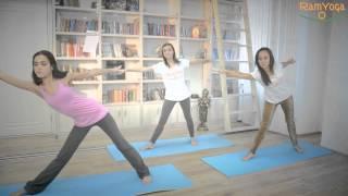 RamYoga - Fly Yoga Studio - Флай Йога - Киев - Best yoga Studio(Флай-йога – сегодня это самый модный и необычный способ изучать йогу. Made in Broadway. Йога, завоевавшая сердца..., 2015-09-10T15:52:58.000Z)