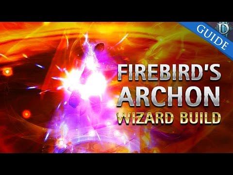 Diablo  Archon Firebird Build