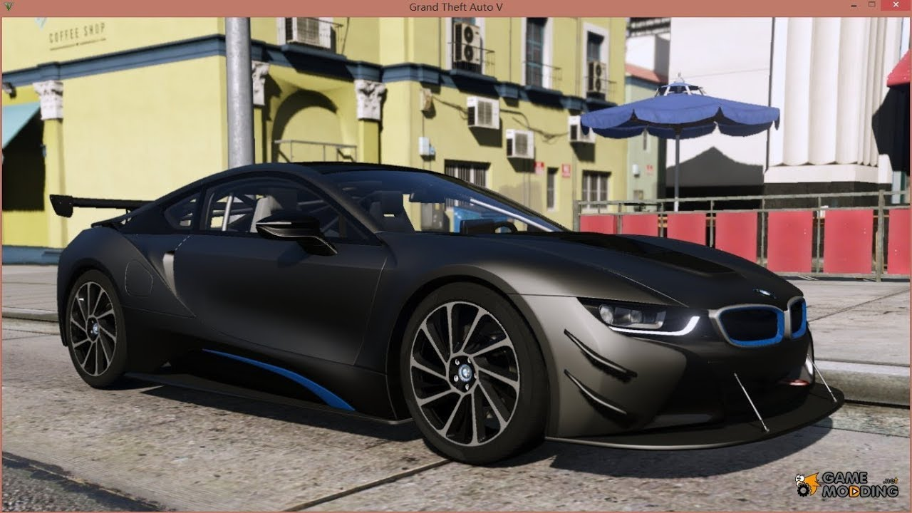 How To Install Bmw I8 By Rmods Add On Oiv L Gta V Youtube