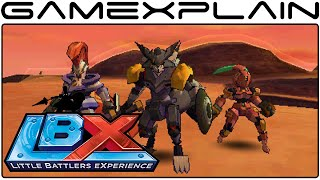 LBX: Little Battlers eXperience - LBX Battle Showcase