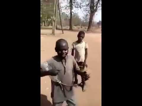 Wow Amazing African Kid Singing Pakistani National Song   Dil Dil Pakistan