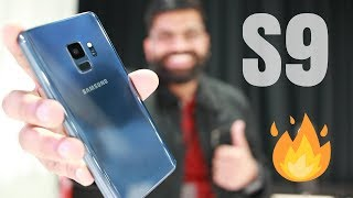 Samsung Galaxy S9 Hands on & First Look 🔥🔥🔥
