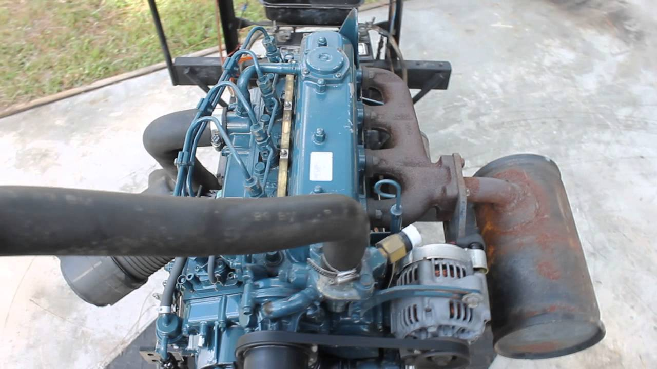 1505 Kubota Engine Wiring Library V1505 Engines Diagrams Diesel Youtube Commercial Mowers